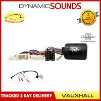 CTSVX006 Steering Wheel Stalk Control Adaptor For Vauxhall Vivaro 2012 Onwards