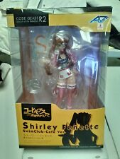 Shirley Fenette Swim Club Cafe ver Code Geass Anime 1/8 PVC Figure box 4