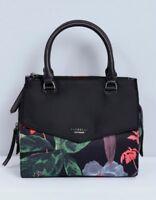 FIORELLI Mia Black Botanical bag BNWT. RRP £65