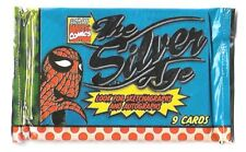 SEALED PACKS: 1998 MARVEL THE SILVER AGE - Sketchagraph Sketch Autograph Auto