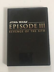 Star Wars III Revenge Of The Sith For Your Consideration Awards Screener DVD