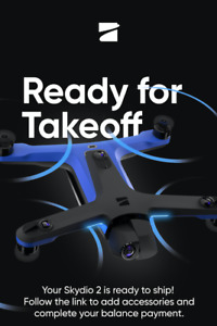 Skydio 2 - ready to ship with $100 off - skip waiting in line