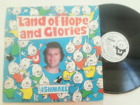 ISHMAEL Land Of Hope And Glories UK CHRISTIAN WEIRD PUNK ROCK NEW WAVE LP 1981