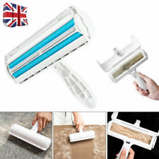More details for reusable pet dog cat hair remover sofa carpet clothes bed lint cleaning tool uk