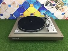 Pioneer PL-A58 S Turntable Record Player 220VAC Japanese Domestic Market *RARE*