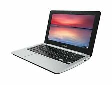 """ASUS Chromebook C200MA-DS01 11.6"""" Laptop  N2830,4GB RAM 16GB  SSD(With Charger)"""