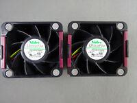 2 x Hotplug Fan  HP 463172-001 SPN 496066-001 for ProLiant DL380 DL385 G6 G7