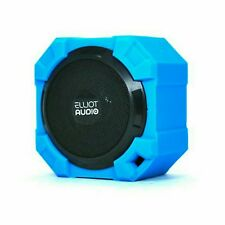 Elliot Audio Rugged Bluetooth Speaker (Blue)