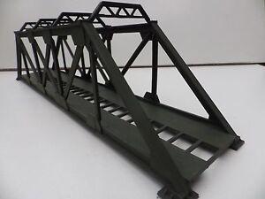 * NEW *  DAPOL  GIRDER  BRIDGE  1 ** BUILT **  OO/HO GAUGE