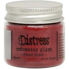 Ranger Tim Holtz Distress Embossing Glaze - Fired Brick