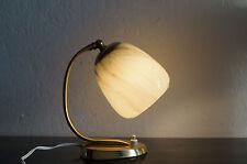 Vintage Nachttisch Lampe Art Deco
