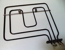GENUINE LAMONA OVEN DUAL GRILL ELEMENT COOKER HEATER - 2200W HOWDENS SPARE PART