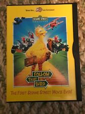 Sesame Street Presents: Follow That Bird (DVD 2002)