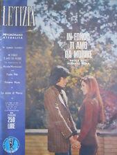 Rivista di Fotoromanzi - LETIZIA n°230 1973 - Paola Pitti Roberto Mura [C98]