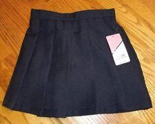 School Uniform Navy Blue Skirt - Izod Girls Size 6 - NWT