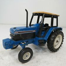 Ford 8240 with Wide Front by Ertl in 1/16th Scale