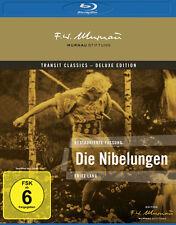 Die Nibelungen - 1924 - Regie Fritz Lang - Blu Ray