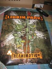 LINKIN PARK-(reanimation)-1 POSTER-18X24-NMINT-RARE