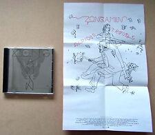 ZONGAMIN Zongamin 2004 Japanese CD with bonus tracks MTCD-1031 XL