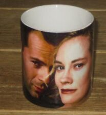 Moonlighting Bruce Willis Cybill Shepherd MUG