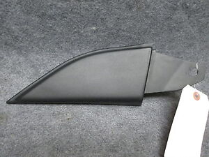 2001-2007 Ford Escape LH Front Door Panel Extension Moulding Charcoal OEM 19607