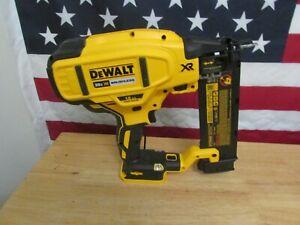 DEWALT DCN680 BRUSHLESS 20V Brad Nailer 18 Gauge (Bare Tool) 239