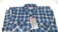 Lahti Pro Insulated flannel shirt, size XL (L4180204)