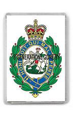 ROYAL REGIMENT OF FUSILIERS (CREST) FRIDGE MAGNET