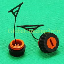 Gas Fuel Oil Cap Fit Stihl 020 021 023 024 025 026 028 034 036 038 048 Chainsaw