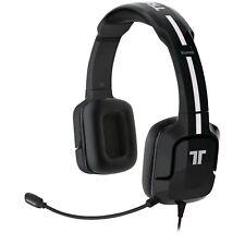 TRITTON Kunai Stereo headset PC nero PS4 3.5mm Nuovo Di Zecca Sigillato RRP £ 49.99