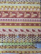 """TINA GIVENS- RIBBON FARE 100% COTTON QUILTING FABRIC 44"""" WIDE BY THE YARD"""