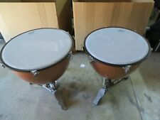 "Ludwig Universal Timpani Set, 26"" & 29"" w/ Gauges excellent Stock #PTP03"