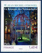 TIMBRE FRANCE AUTOADHESIF 2011 N° 0525 NEUF ** Le Kiosque aux Noctambules