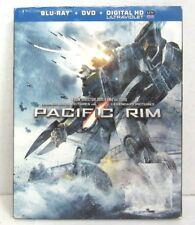 Pacific Rim (Blu-ray/DVD, 2013)