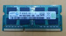 Mémoire 4 GB - DDR3 PC3-12800S  / M471B5273DHO-CKO  / PC PORTABLE