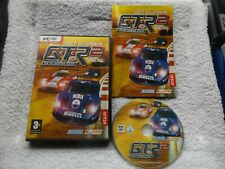 GTR 2 PC DVD-ROM V.G.C. FAST POST RACING ( + 33 page games manual )