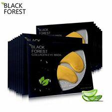 10 x Premium Crystal Gold Collagen EYE Mask Crystal Bio Anti Wrinkle