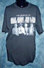 T Shirt The Tribute To Frank Sammy Joey & Dean Anvil XL Black New Short Sleeves