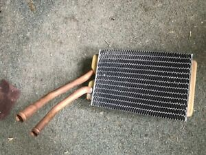 1 NEW CARQUEST HTR 399098 / Spectra 94516 HEATER CORE