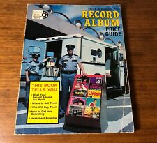 RECORD ALBUM PRICE GUIDE BY JERRY OSBORNE FIRST EDITION 33 1/3 & 45 EXT PLAY