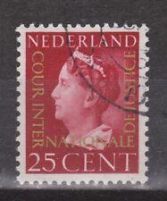 D24 Dienst zegel 24 used gest. NVPH Netherlands Nederland Pays Bas COUR