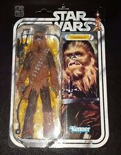 "Star Wars Chewbacca 40TH aniversario Wave 2 Black Series 6"" Figura Nueva En Mano"