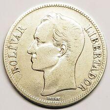 Ecu Vénézuela Bolivar Libertador 1926