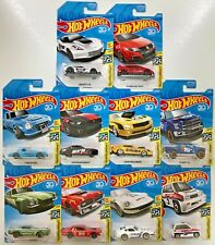 Hot Wheels 2018 HW Speed Graphics #FJW41 1:64 Scale Diecast (Complete Set of 10)