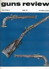 GUNS REVIEW - TWO ISSUES FROM 1970 (10 & 11)