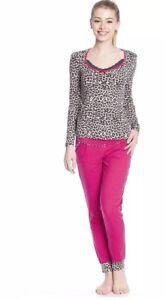Neu ❤️ Vive Maria ❤️Candy Sugarbabe Leo Kids & Damen Pyjama Gr. 116/140/XS/S/M/L