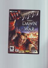 WARHAMMER 40,000 DAWN OF WAR 1 - PC GAME - FAST POST - ORIGINAL & FULLY COMPLETE