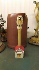 New Dog Ink Pens with Dog House Holder (Shih Tzu)