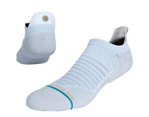 Stance Feel 360 - Versa Tab White Golf Ankle Socks A258A21VER-WHT Medium