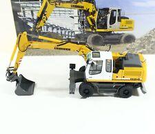 Liebherr A 924 C LITRONIC Hydraulic Excavator NZG 1:50 780